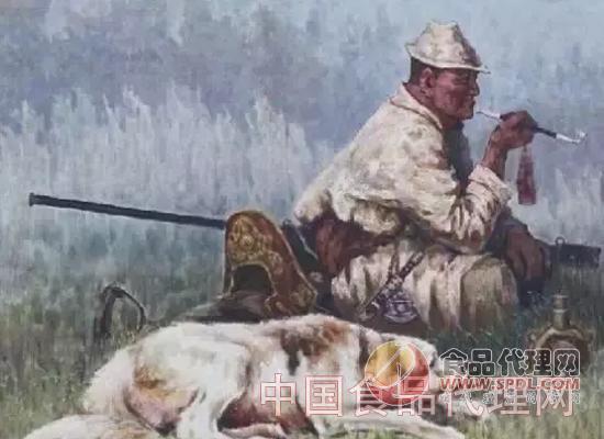 猎人与猎狗
