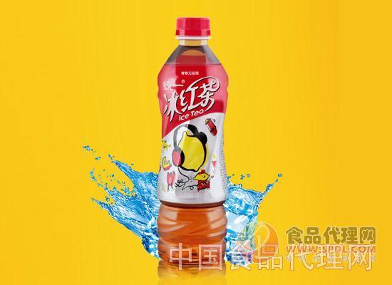统一冰红茶500ml