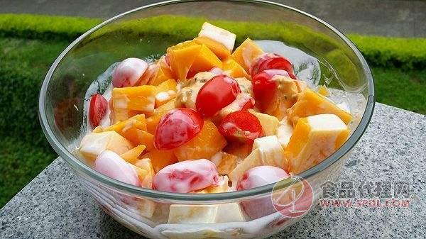 水果沙拉做法!简单易学附步骤图!