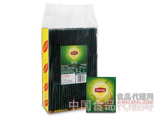 立顿茶叶 绿茶保鲜铝箔装