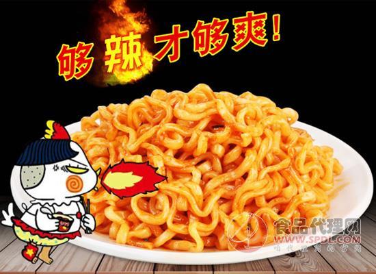 辣到极致,韩国火鸡面多少钱一包?