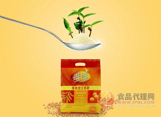 维维豆奶粉情怀依旧,佛系青年养生营养早餐之选