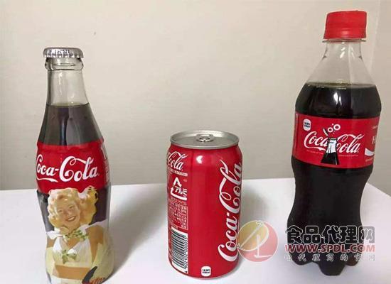 可乐的三种包装会影响口感,结果玻璃瓶的可乐好喝!