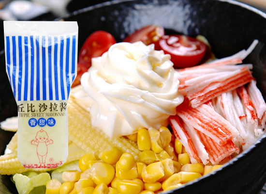 美食的调味剂,丘比沙拉酱价格多少?