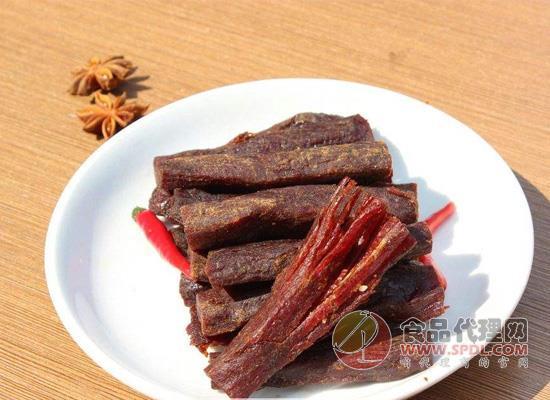 麻辣牛肉干做法详解,这样做出来的牛肉干怎会不好吃