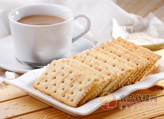 简易小苏打饼干的做法介绍,手工DIY饼干也能很好吃