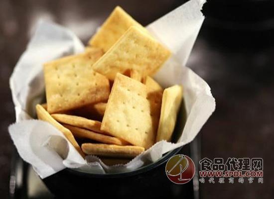 人气奶盐苏打饼干的做法介绍,高颜值味道也很赞