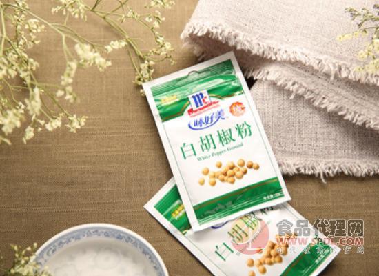 制作美食离不开它,味好美白胡椒粉价格多少?