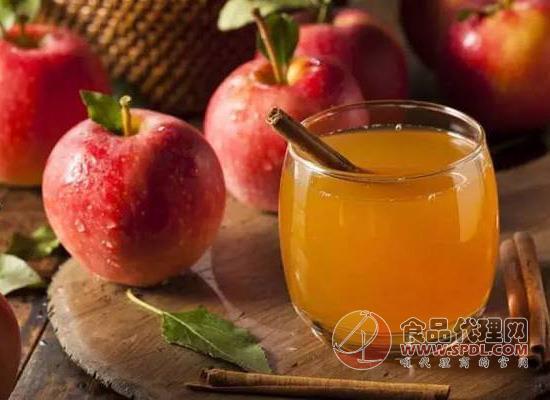 看似简单的苹果醋非常不凡,苹果醋的功效和作用有哪些?