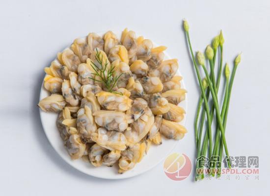海鲜来一波,鲜动生活花蛤肉价格是多少?