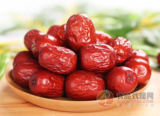 口感香甜且香糯筋道的红枣,卡滋乐新疆灰枣价格多少?