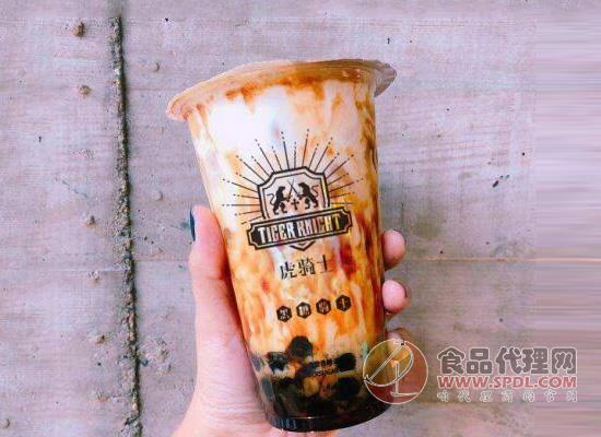 迎合健康养生需求,虎骑士茶品牌推出黑糖养生茶饮!
