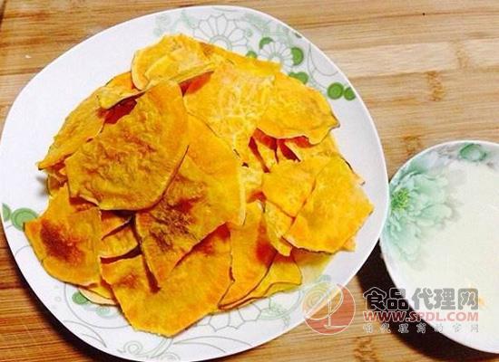 想吃低热量的薯片?微波薯片的做法了解一下!
