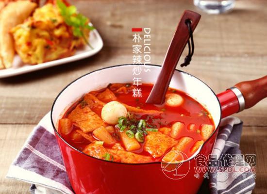 韩剧中的美味,朴家辣炒年糕价格多少?
