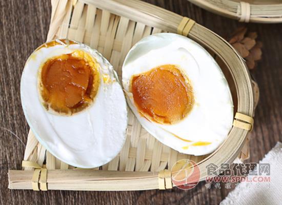 松沙流油的咸鸭蛋,红太阳咸鸭蛋价格多少?