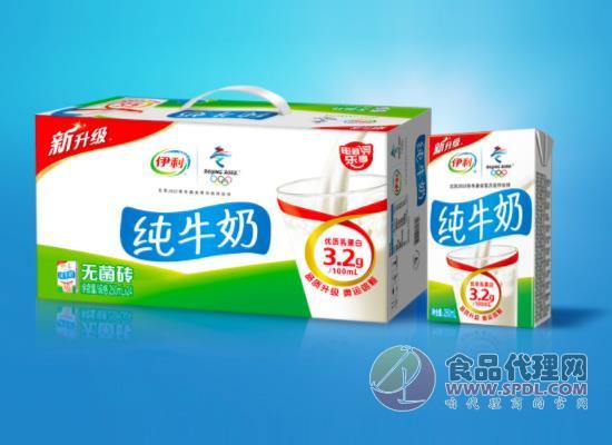 用心做纯牛奶,伊利纯牛奶价格多少?