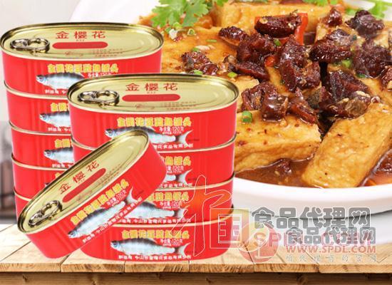 豆豉鱼罐头