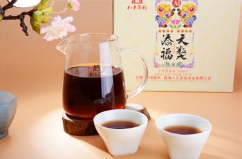八方茶庄普洱茶