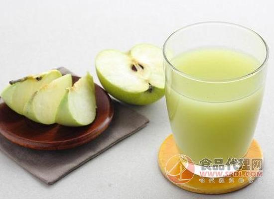 苹果汁减肥法的原理是什么?健康减肥从一杯苹果汁开始