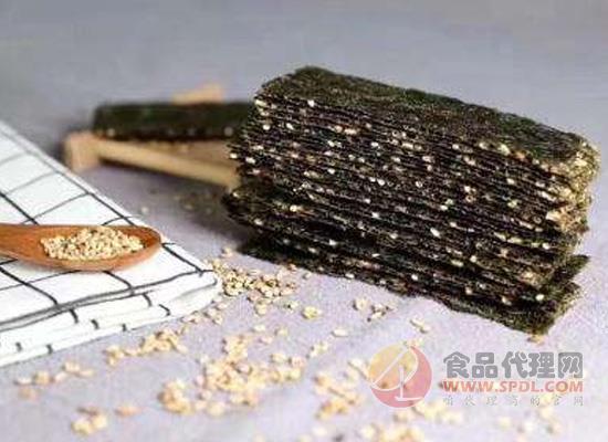手把手教你芝麻海苔的做法,轻松做出美味零食