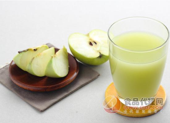 常喝苹果汁有什么好处?酸酸甜甜让你爱上苹果汁