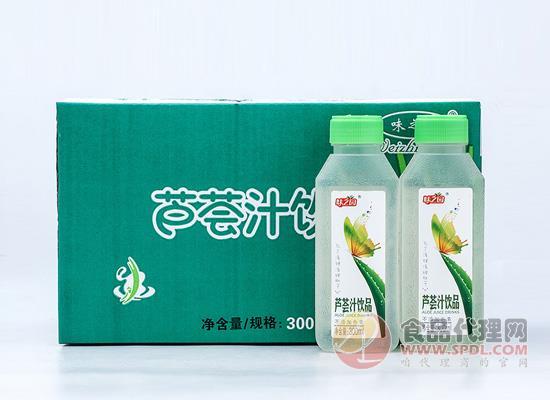 味之园芦荟饮料多少钱一箱?