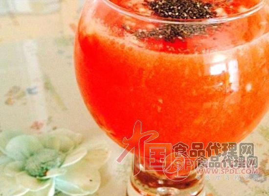 番茄苹果汁