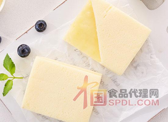 港荣乳酸菌蒸蛋糕