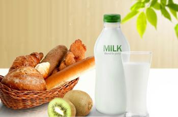 营养早餐奶