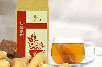 养生红糖姜茶