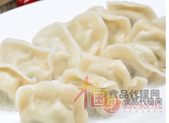 苗乡药师蜜大虾仁水饺