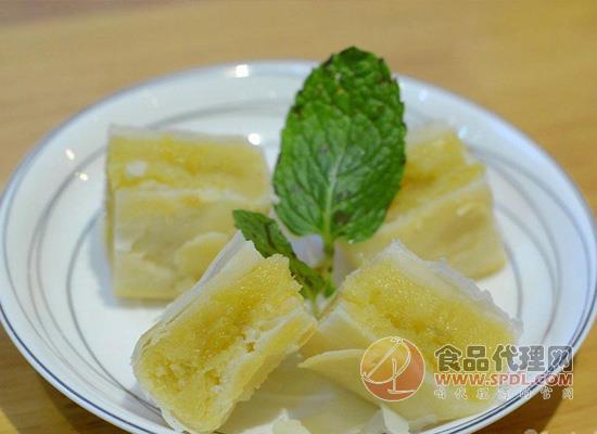 制作好看且好吃的榴莲饼,需要了解这种榴莲饼的做法!
