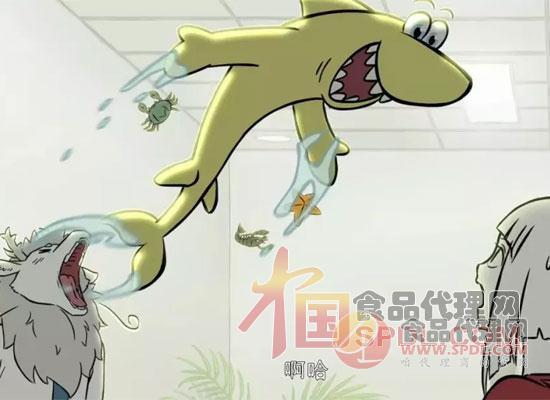 脆脆鲨广告