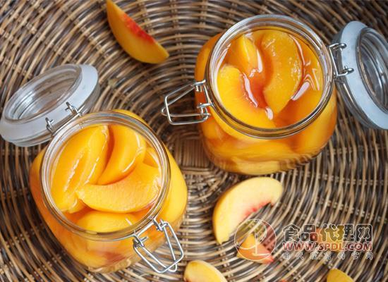 家庭版黄桃罐头的做法,爱吃黄桃的家族要注意了!
