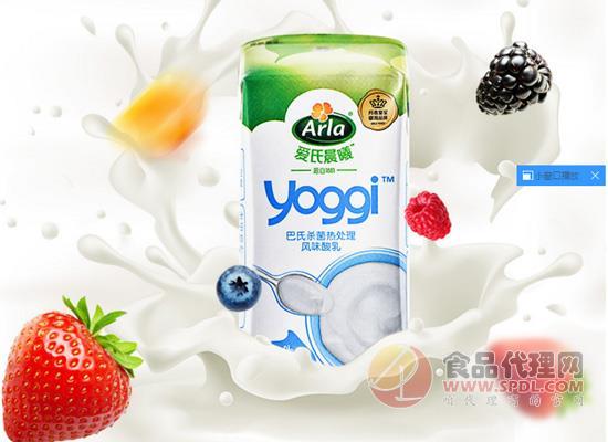 丹麦乳制品生产商推出有机乳,为乳制品消费升级助力!