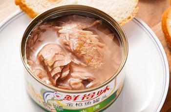 鲜得味金枪鱼罐头