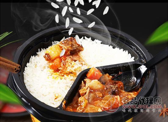 常见的方便米饭品牌有哪些?自热米饭加快了懒人经济的发展!