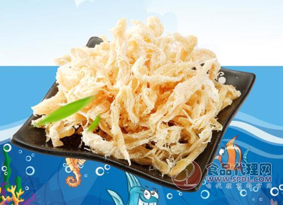 享受鱿鱼丝的美味,用心感受鱿鱼丝的营养价值