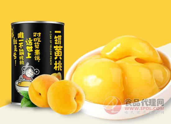 小众水果罐头品牌有哪些?满满水果力唤醒你的小确幸
