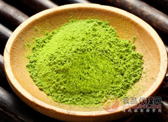 抹茶粉哪个牌子好?陌上花开抹茶粉或许就能让你满意