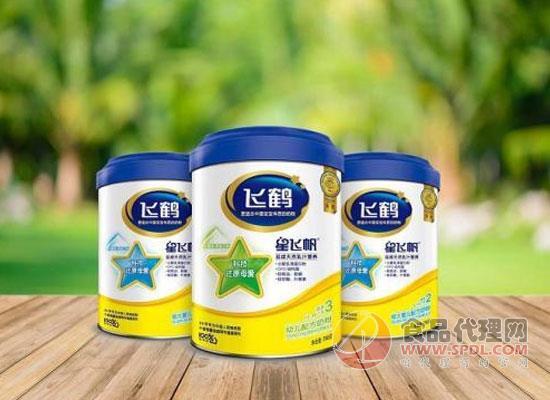 飞鹤提前完成百亿目标,做中国奶粉行业的领跑者