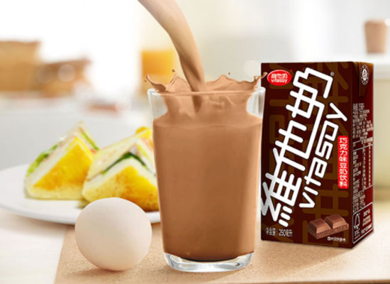 巧克力邂逅美味豆奶,维他奶巧克力豆奶价格是多少?