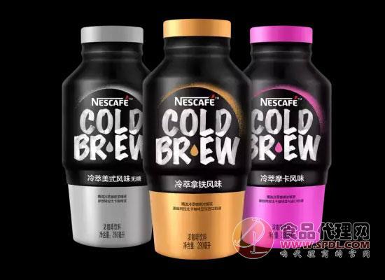 小众咖啡带动大众需求,看冷萃咖啡如何在初冬C位出道