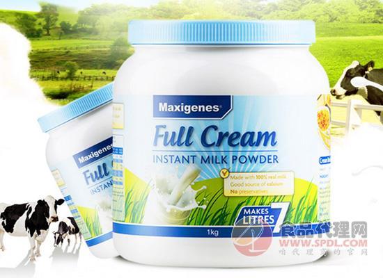 美可卓全脂高钙速溶成人奶粉多少钱一罐?
