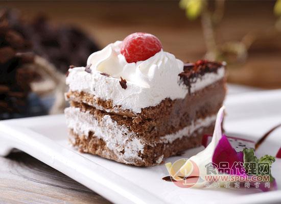 担心奶油蛋糕热量高?那是因为你没吃对方法!