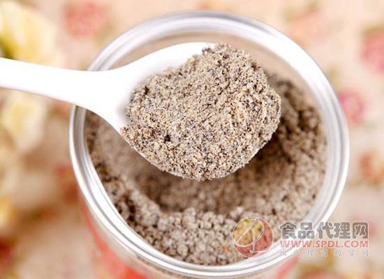 核桃粉哪个牌子好喝?好口感源自五谷营养不添加!
