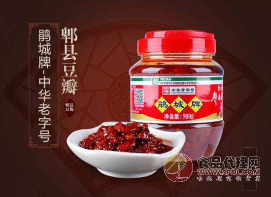 传承四川豆瓣风味,鹃城牌郫县豆瓣酱价格多少?