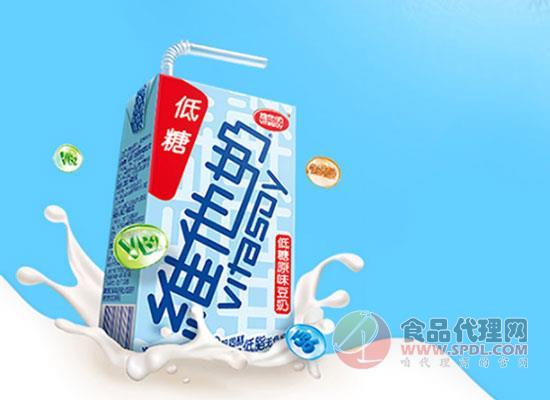 维他奶低糖型豆奶价格是多少?