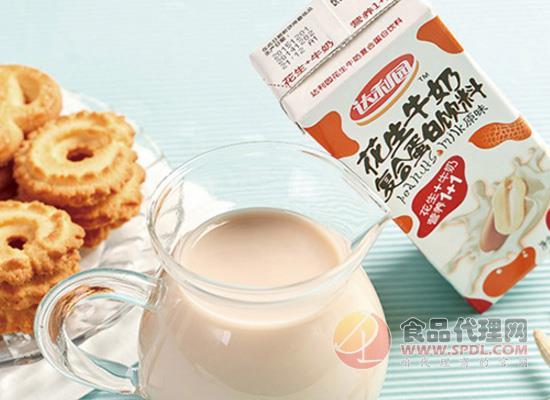 绽放花生和牛奶双重营养,达利园花生牛奶价格是多少?