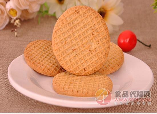 早餐吃什么营养又健康?粗粮饼干的做法详解